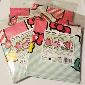 Hello Kitty tablecover bundle (5pcs)